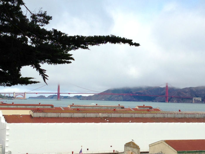 a peek at the GGB