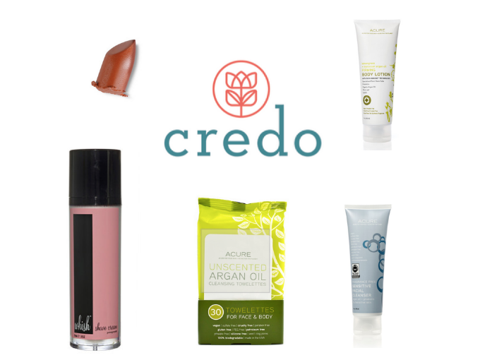 Credo Beauty Products | The Tao of Me