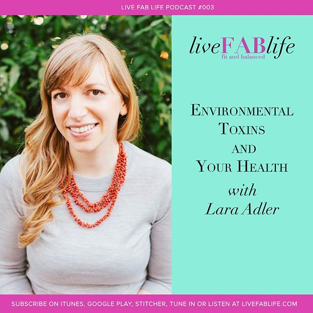 NEW PODCAST EPISODE: This week was a fun one! I'm joined by Lara Adler (@environmentaltoxinsnerd), Environmental Toxins Expert, Educator and a Certified Holistic Health Coach. • Lara teaches health & wellness practitioners, as well as health enthusiasts, how to better understand the links between environmental chemicals and their impact on health issues like weight gain, diabetes, thyroid disease, infertility, and more. • I've studied under Lara so I can attest that she has a wealth of information to share! And what I love most about the way she teaches is her sensible and practical approach to dealing with these issues. • I hope you enjoy our chat as much as I did! • Show Notes are in the link in my profile!
