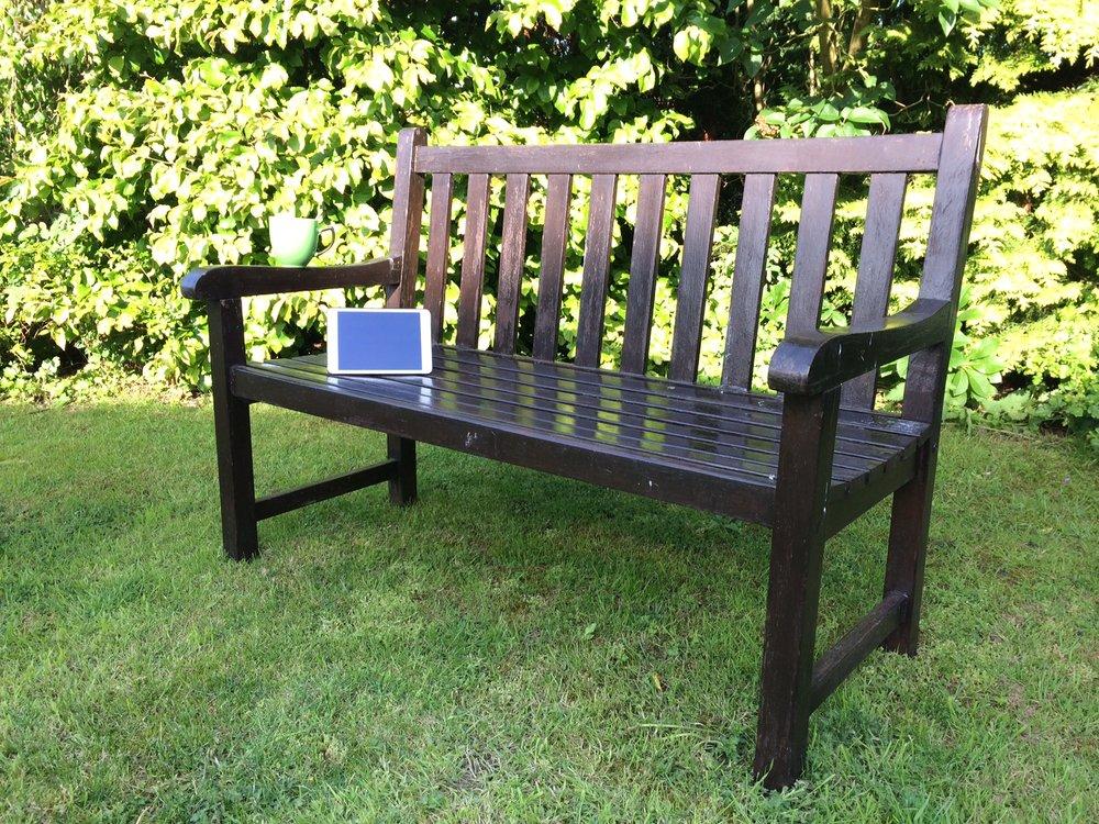 Garden Bench Warwickshire.jpeg