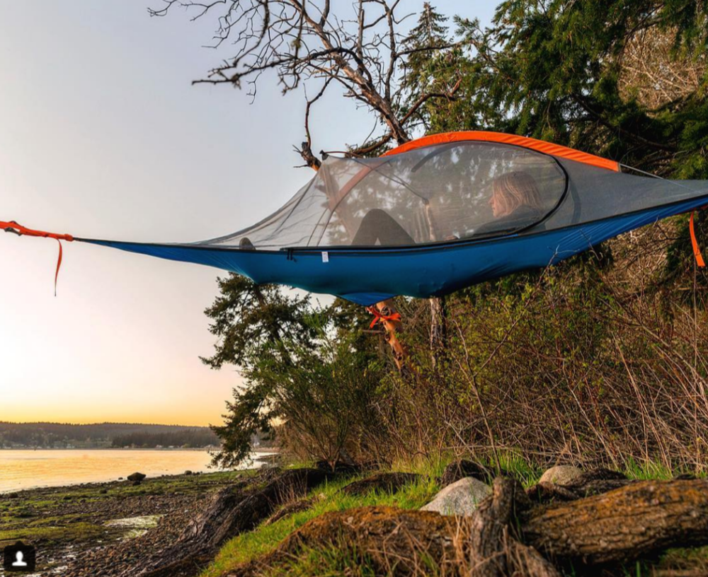Some of Tentsileu0027s products are a little on the heavy side so not ideal for bike packing or self propelled touring but theyu0027re edging towards this market ... & Gear Review: Tentsile Tree Tent u2014 Dave Cornthwaite
