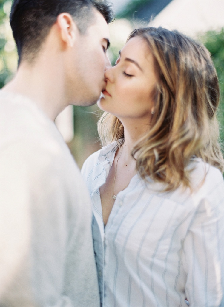 Berkeley Engagement Session
