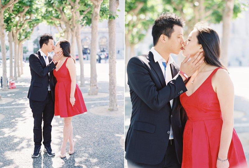 San Francisco City Hall Wedding Photographer