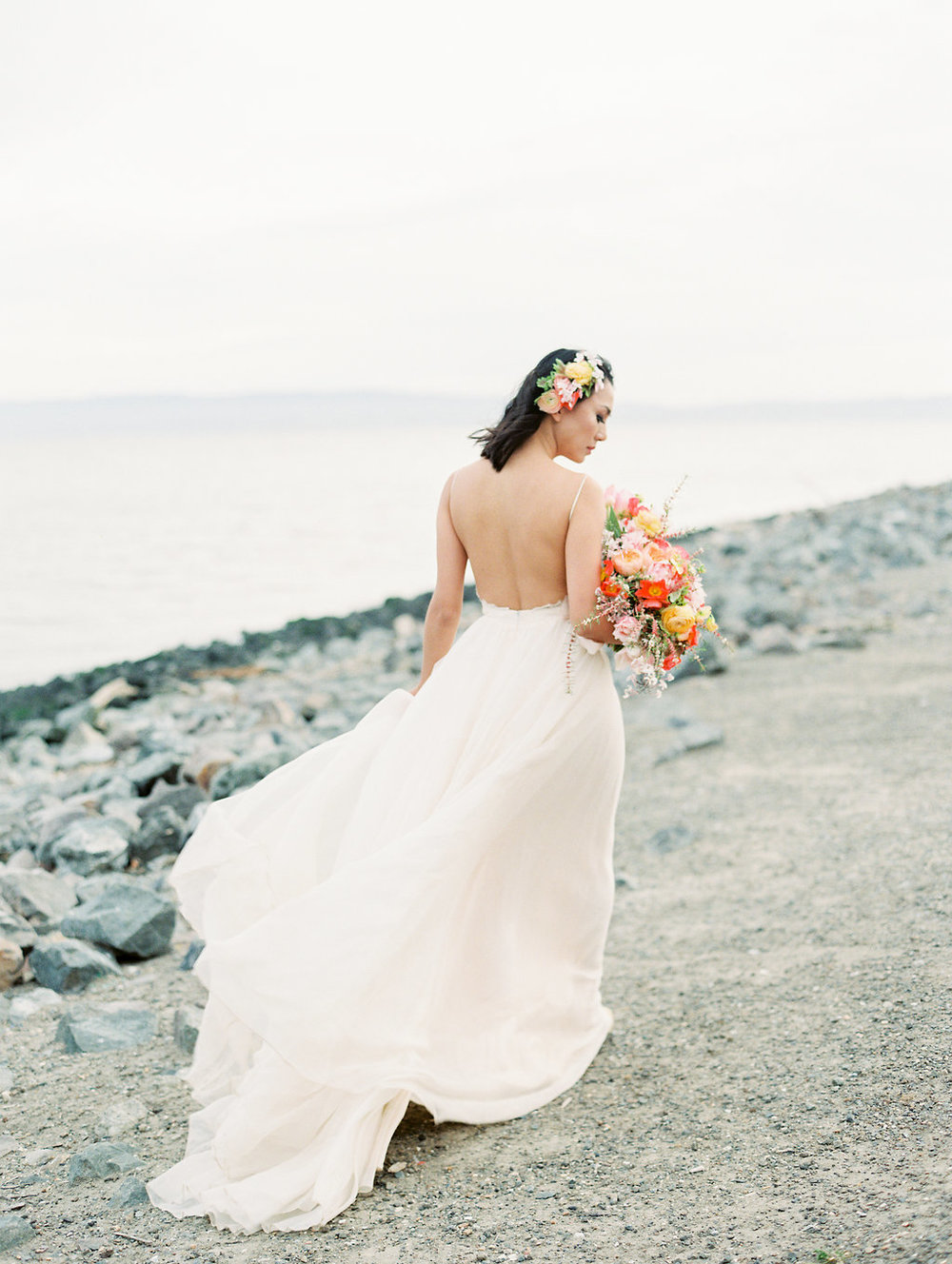 Northern California Film Wedding Photographer