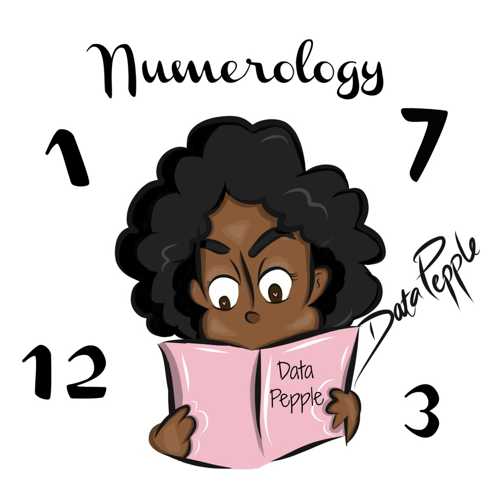 Numerology by Data Pepple