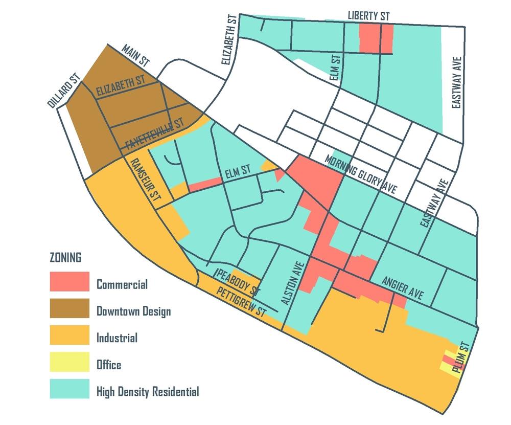 Edgemont Neighborhood Zoning