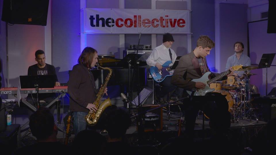 final recital @The Collective