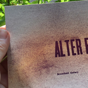 Alter Ego Postcard,  2016