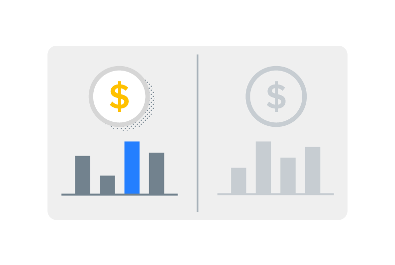 Compare Your Revenue - Compare your performance to similar businesses nearby