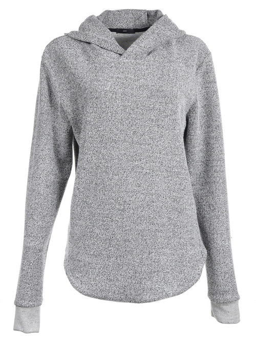 680bd369b A1 - Fitted Pullover. Aros A1 Sleep Hoodie In Speckled Grey