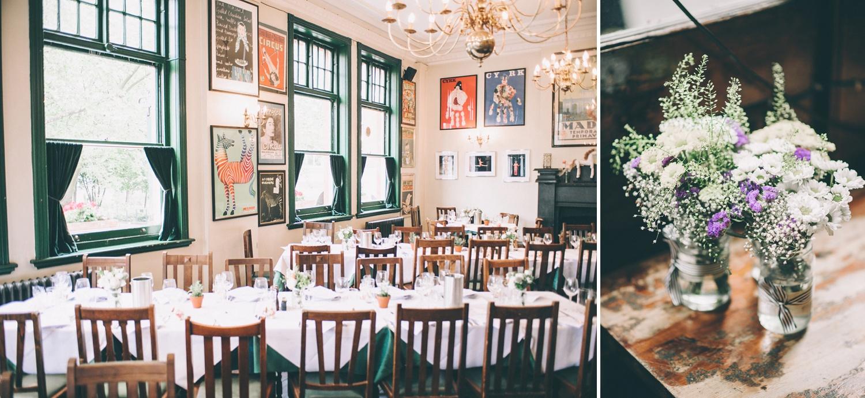 Zetter Townhouse Wedding Photos Peasent Clerkenwell By