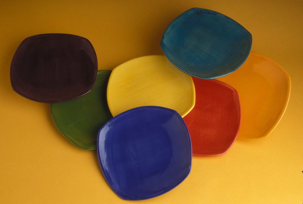 Saucer/Snack Plate