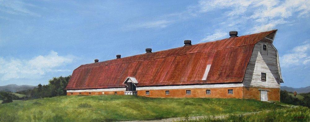 Morganton Barn