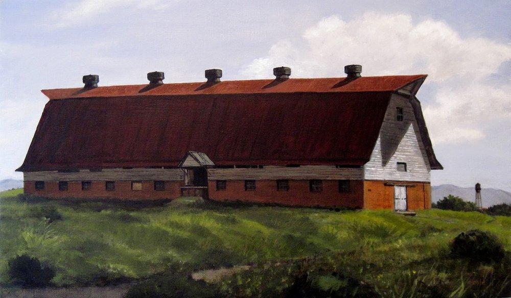 Morganton Barn V