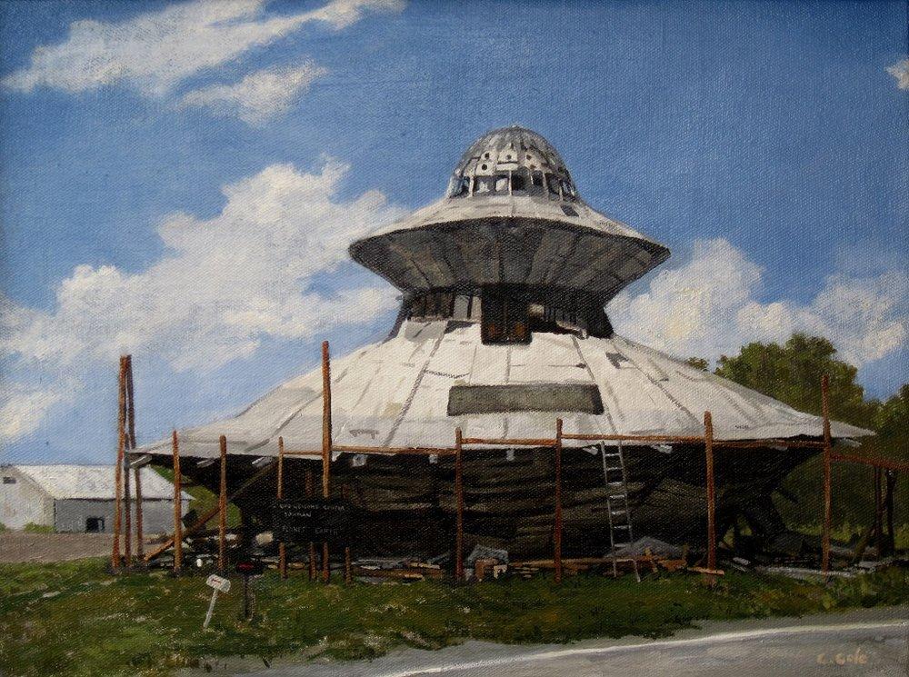 UFO Welcome Center (Bowman, SC)