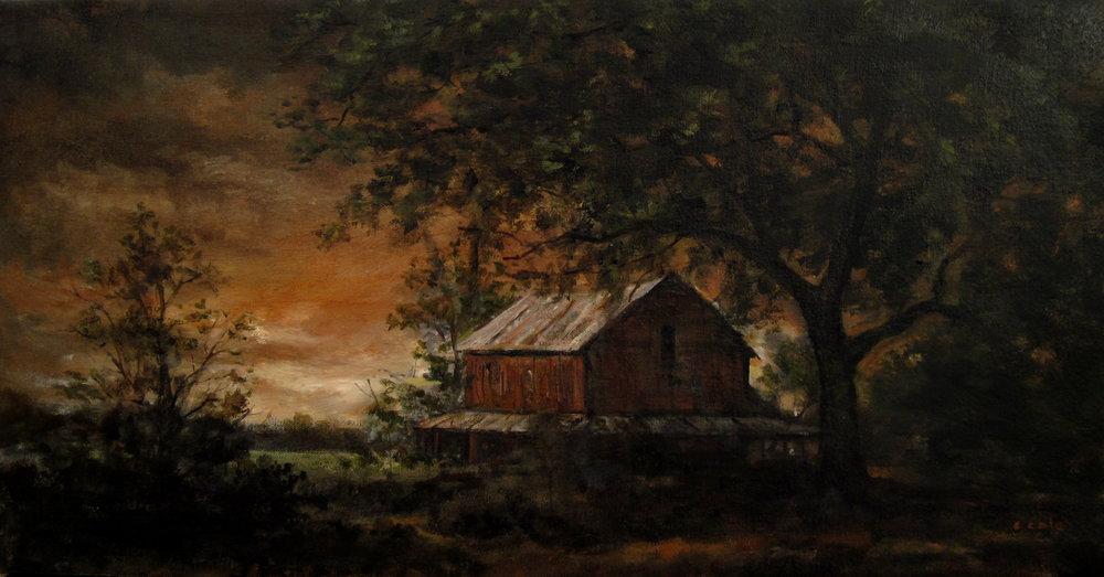 Low Country Barn II