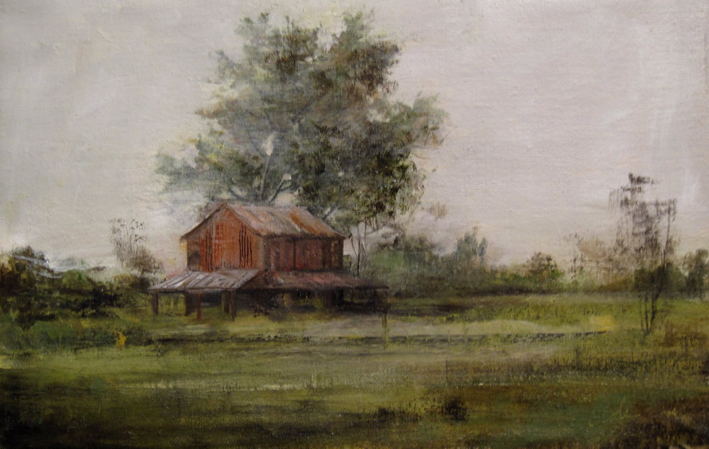 Carolina Tobacco Barn