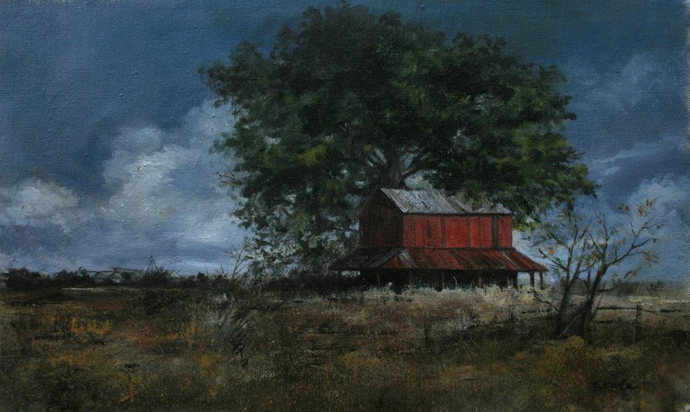 Olanta Hwy Tobacco Barn