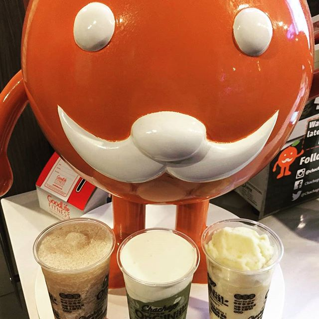 Chachago one year anniversary  on Oct 2!! Hurry over for fresh tea + bubble waffles!!! #bubbletea #chachagotoronto #downtowntoronto #drinks #waffles #downtowntoronto