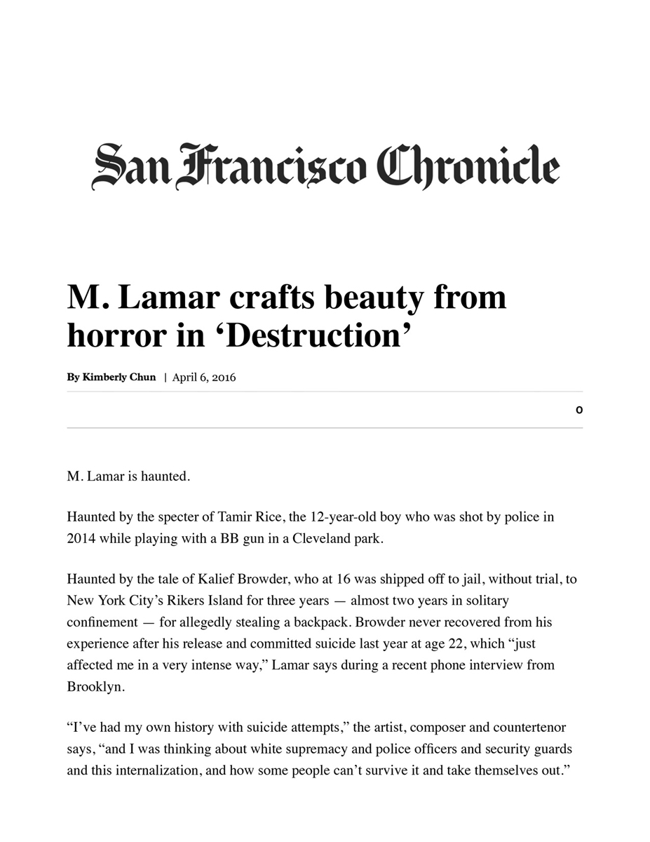 M. Lamar crafts beauty from horror in 'Destruction' - San Francisco Chronicle copy 1.jpg