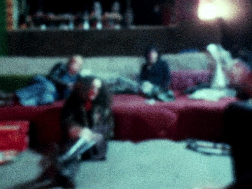 Still from from  30/73 Coop Cinema Amsterdam  (Kurt Kren, 1973), courtesy of sixpack film.