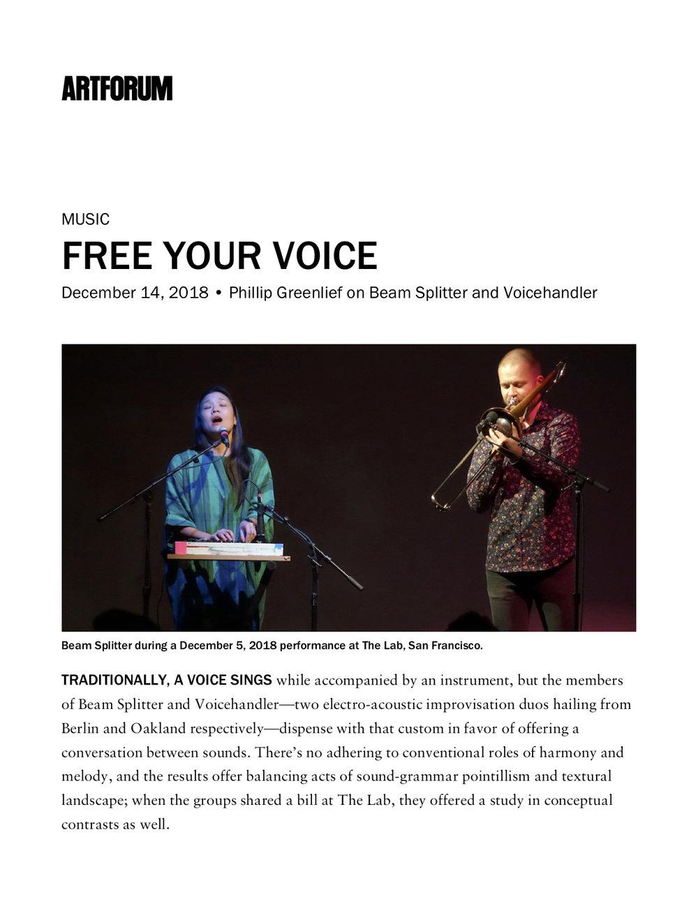 Free Your Voice - Artforum International 1.jpg
