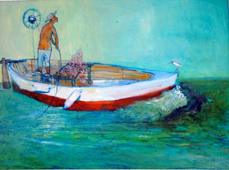 Ischia Fisherman