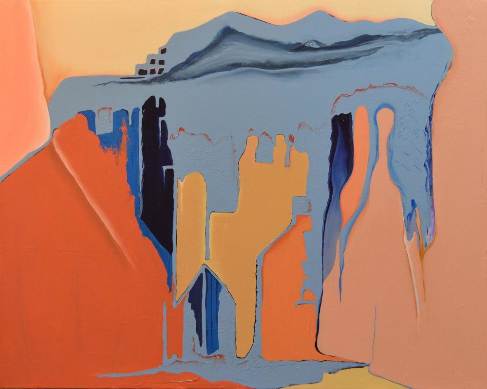 Southwest Kay D. Little Acrylic on canvas