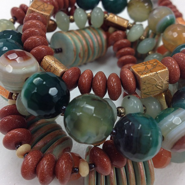 Jewelry-Making parties & workshops starting at $15
