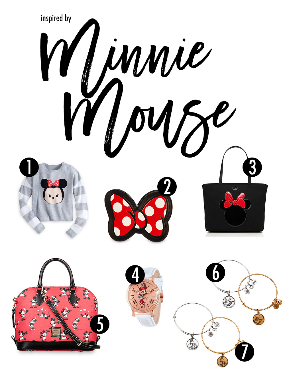 Love these Minnie inspired picks!
