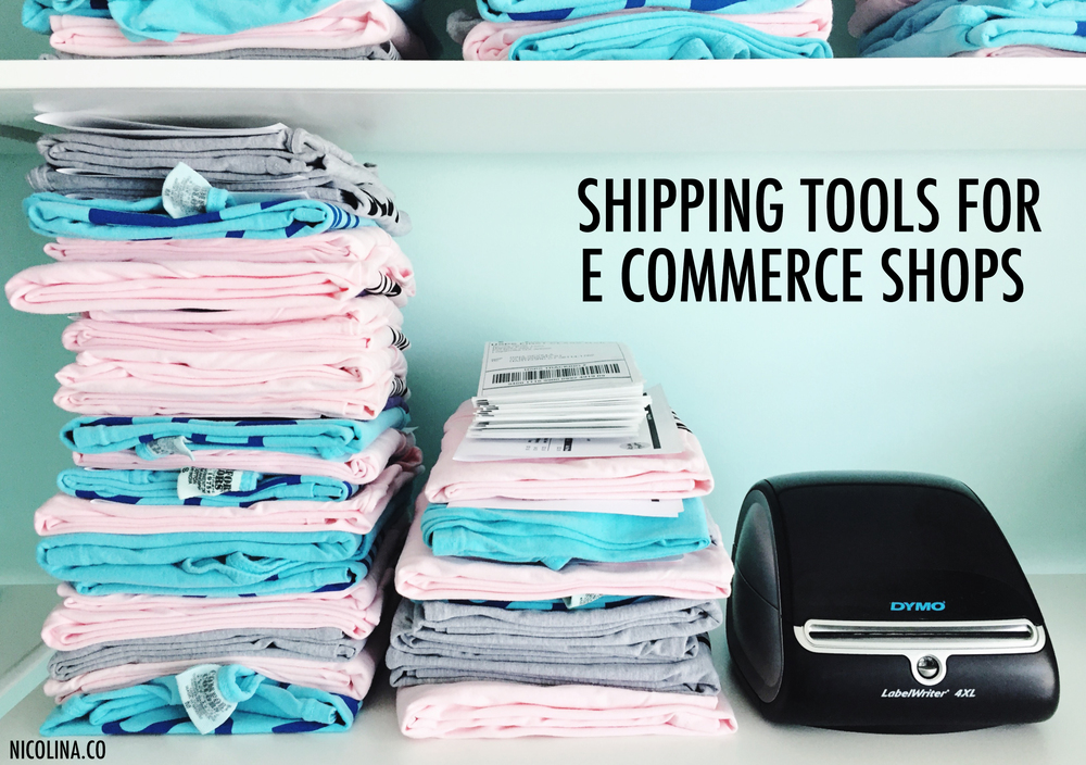Shipping Tools for E Commerce Shops
