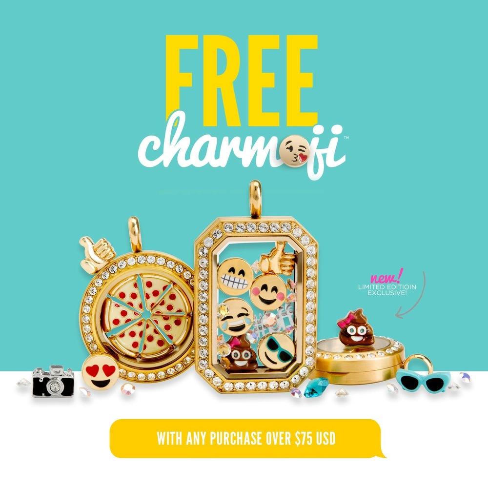 Free Charmoji