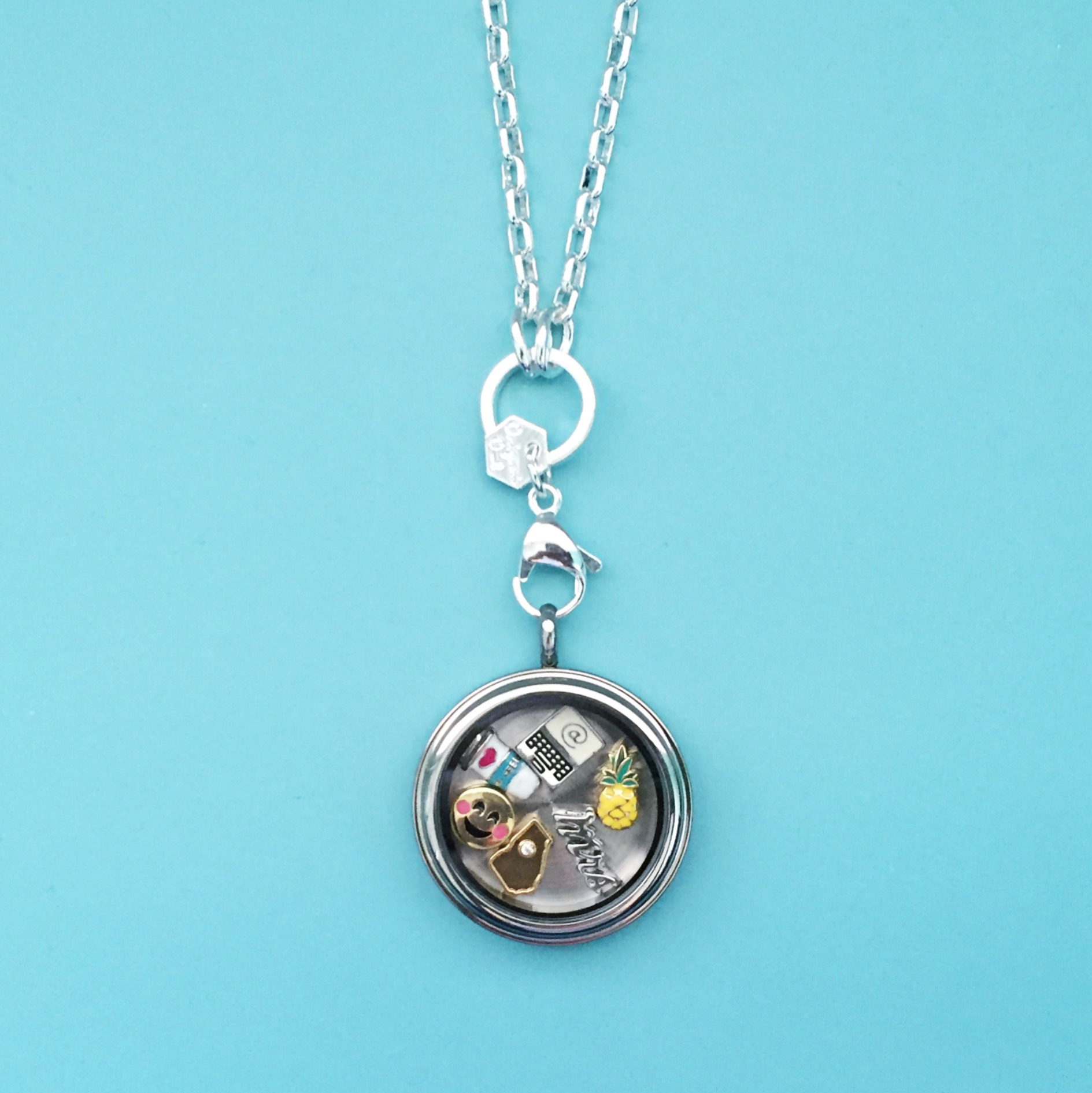 Origami Owl Review and Giveaway | Origami owl custom jewelry ... | 1890x1889