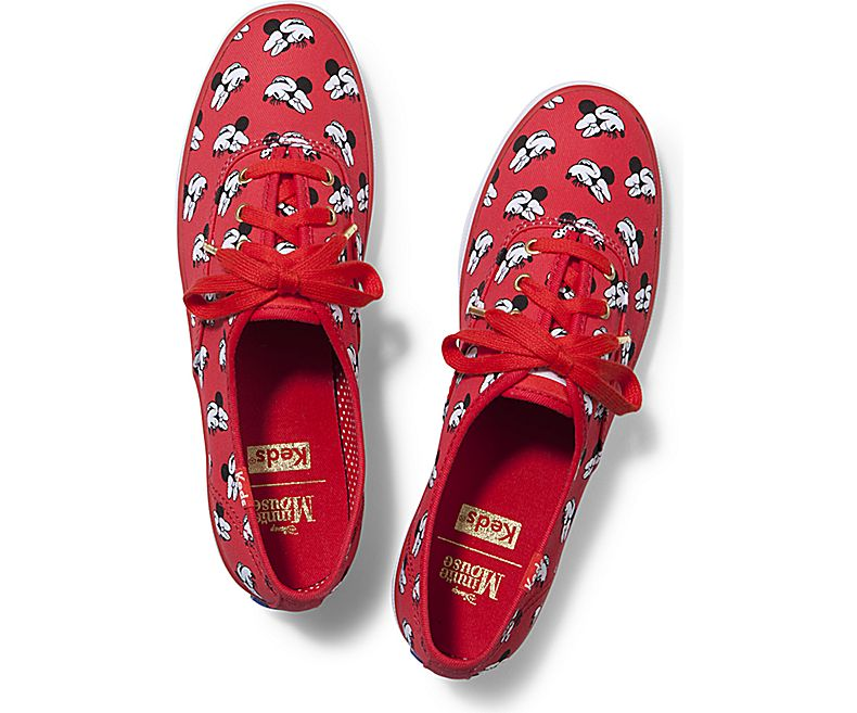 Keds x Minnie Mouse