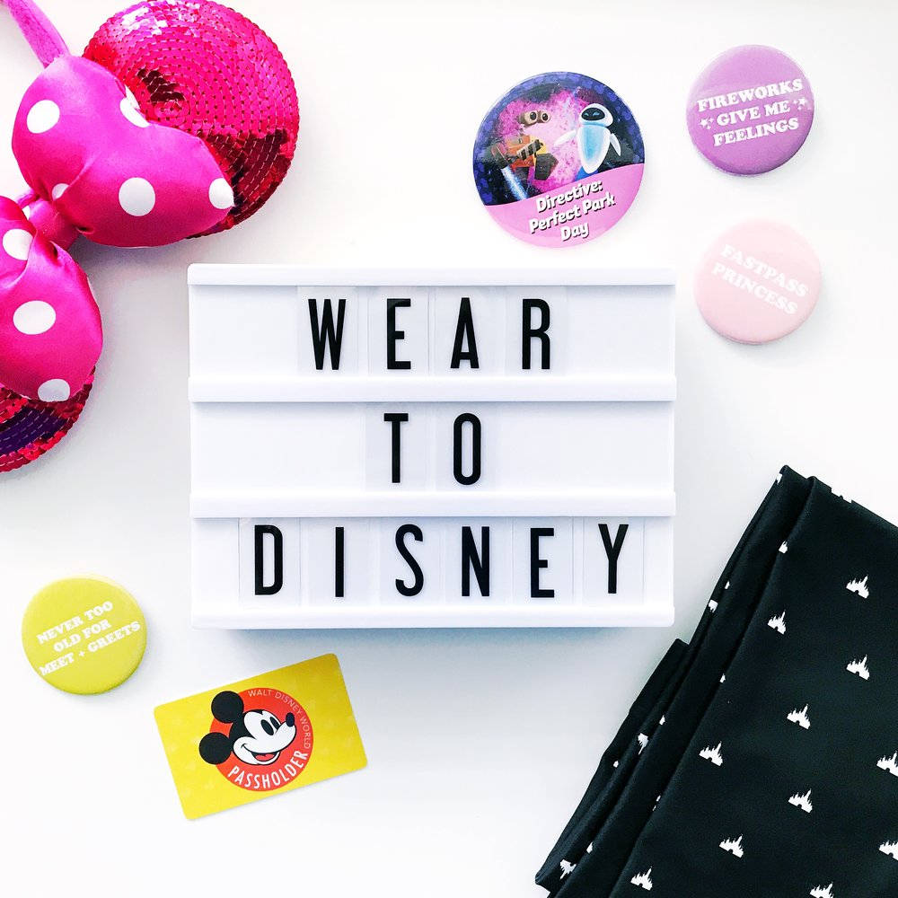 Wear to Disney