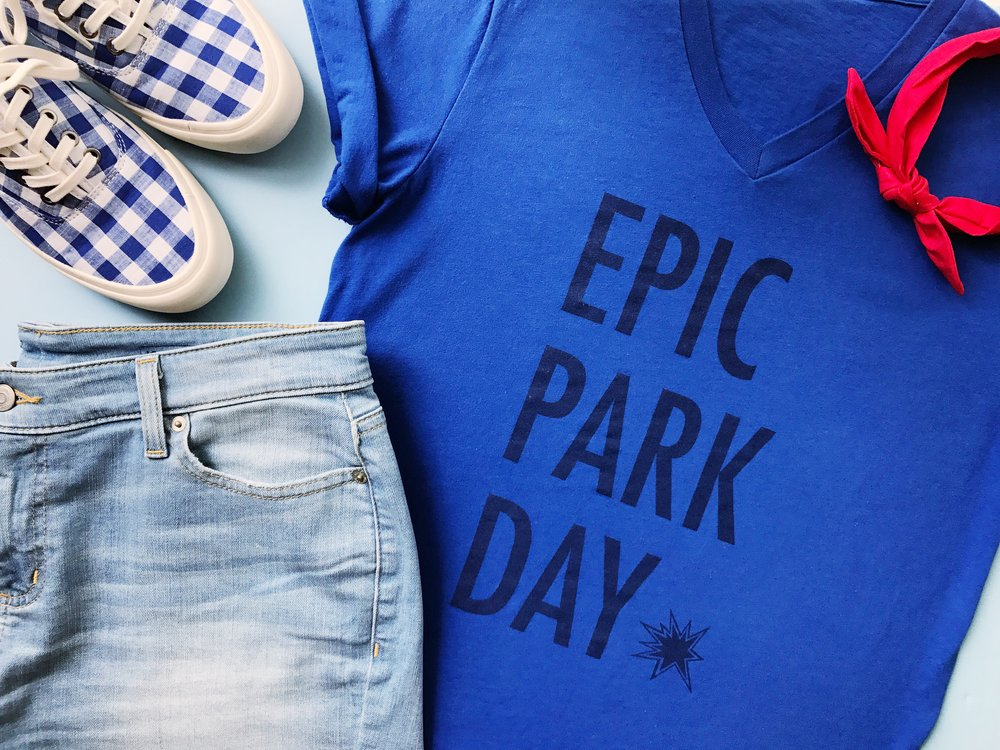 Epic Park Day Look