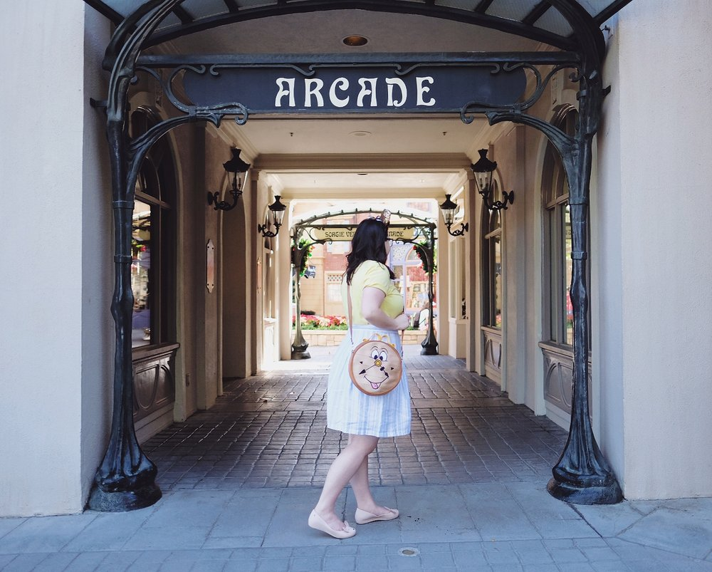 Wear to Disney France Inspired Look
