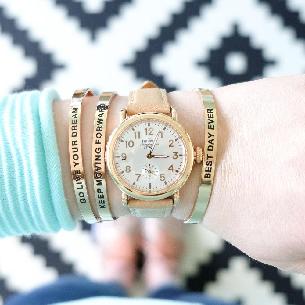 Lillian & Co bracelets