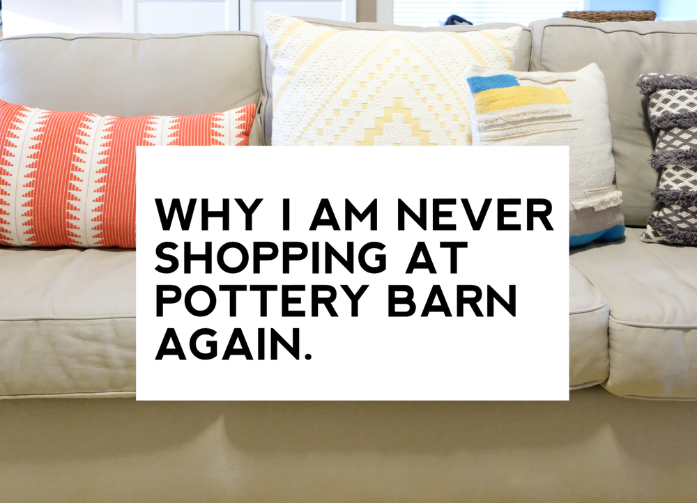 Pottery Barn Review