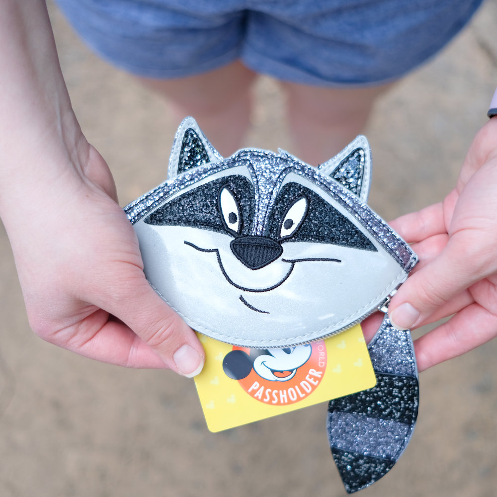 Meeko Coin Purse