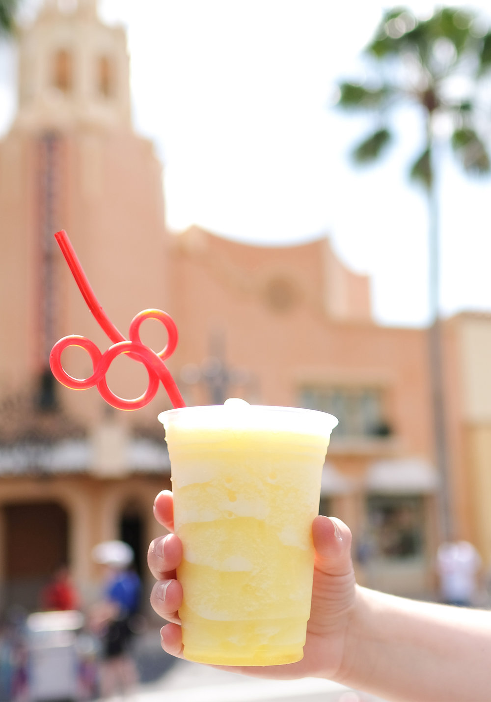 Disney Snack Frozen Lemonade