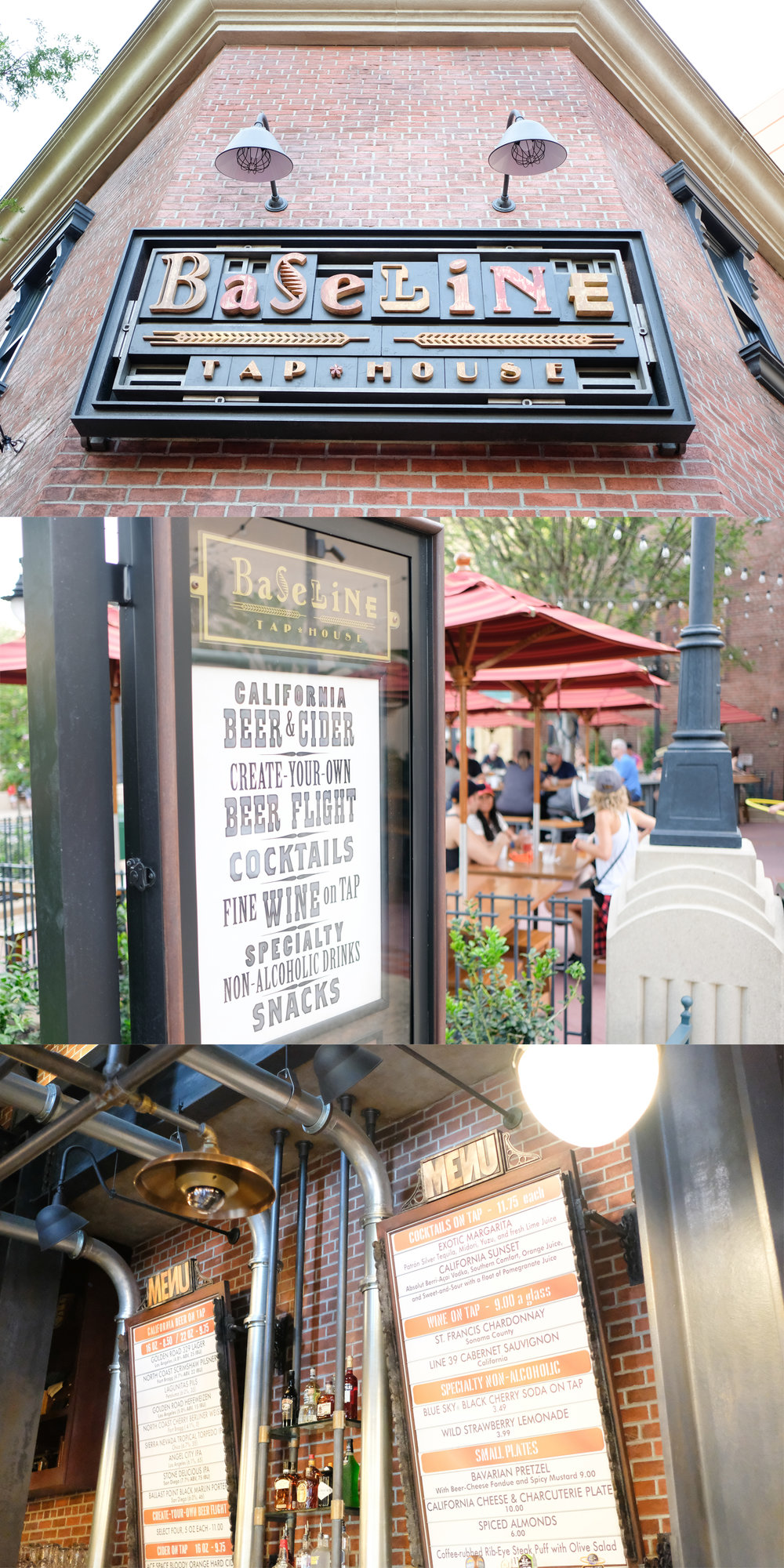 Baseline Tap House at Hollywood Studios