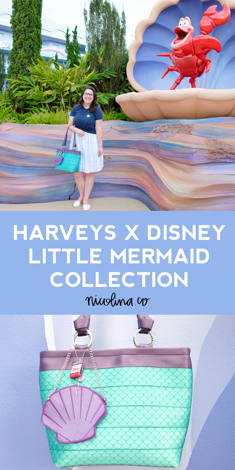 Harveys Disney Little Mermaid Collection