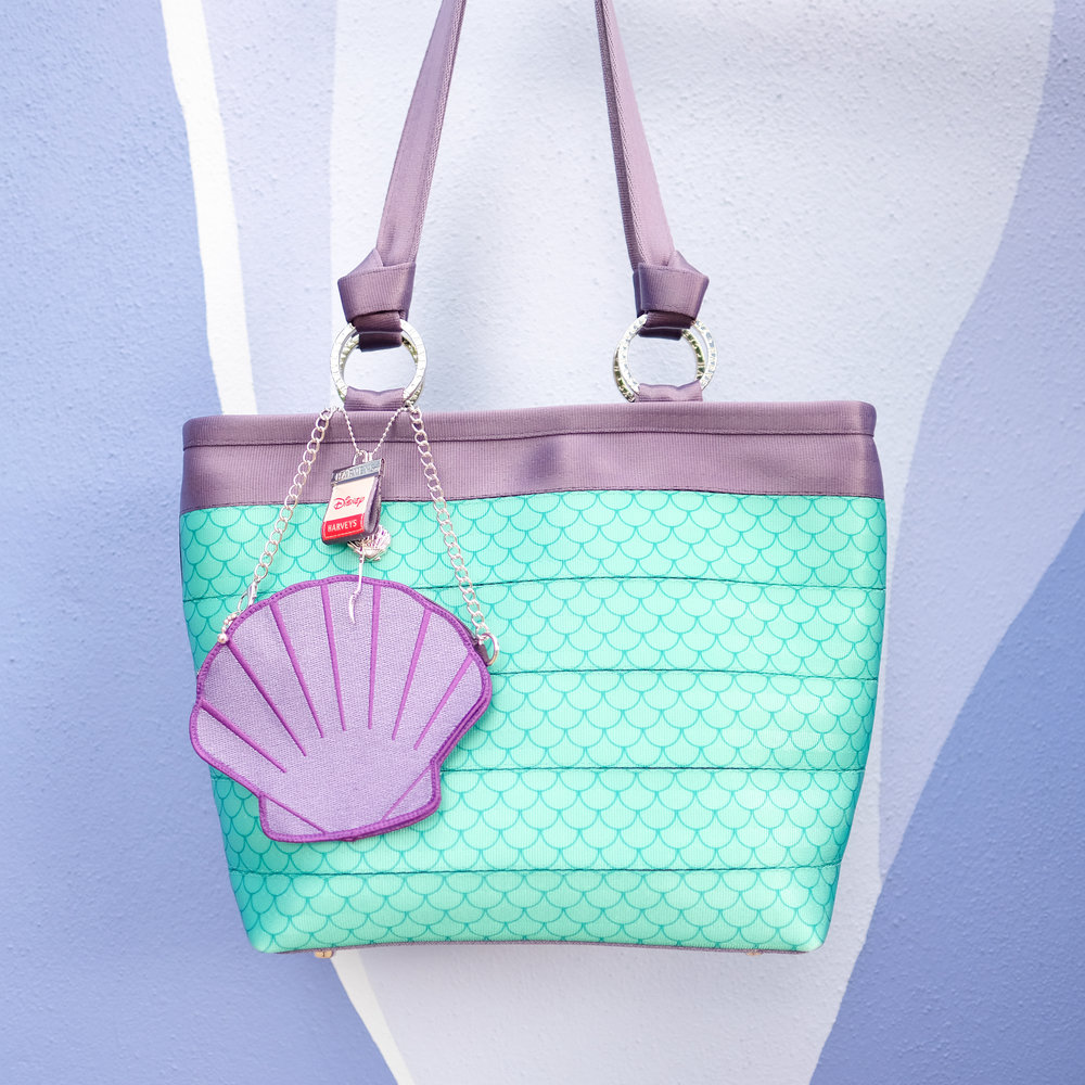 Harveys Little Mermaid Character Bag