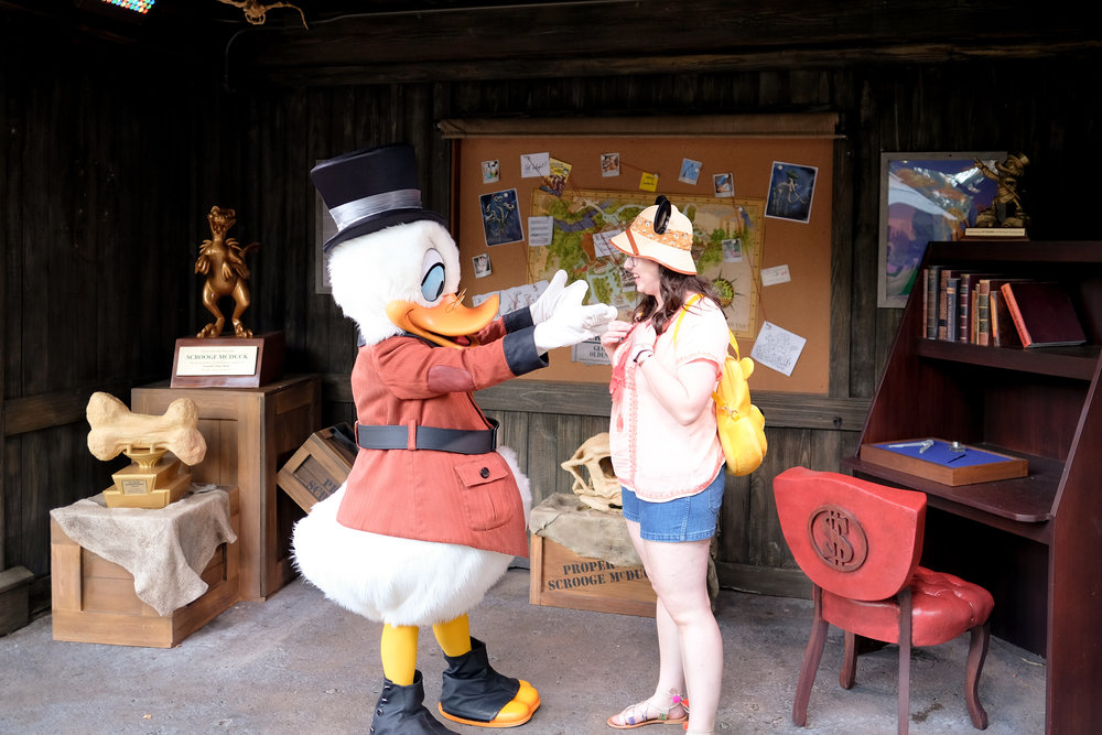 The Best Character Experience at Animal Kingdom