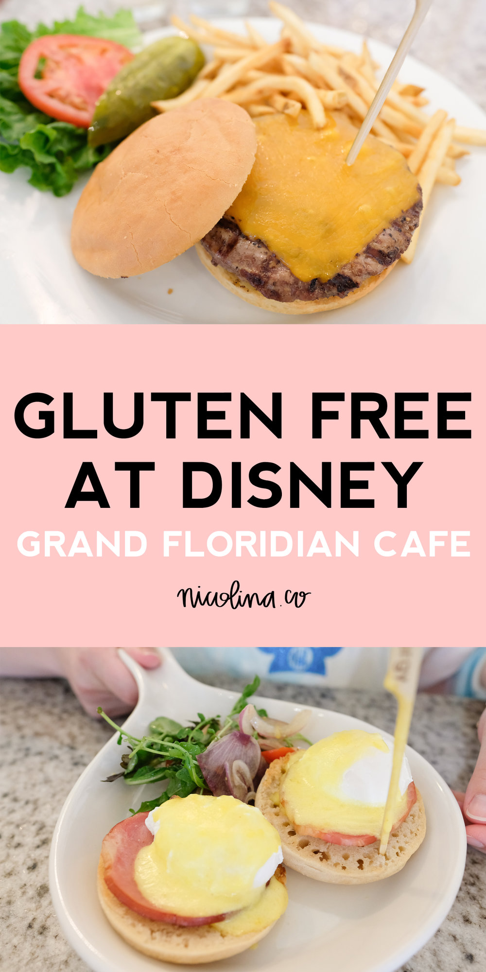Gluten Free at Walt Disney World - Grand Floridian Cafe