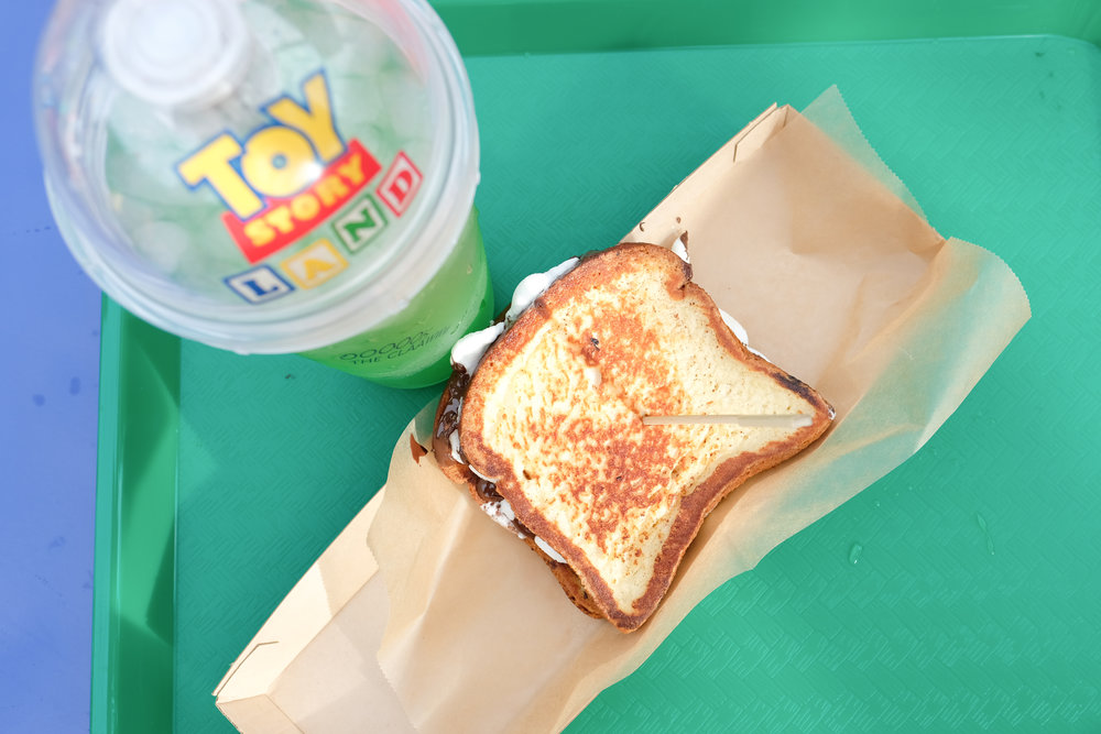 Toy Story Land Gluten Free