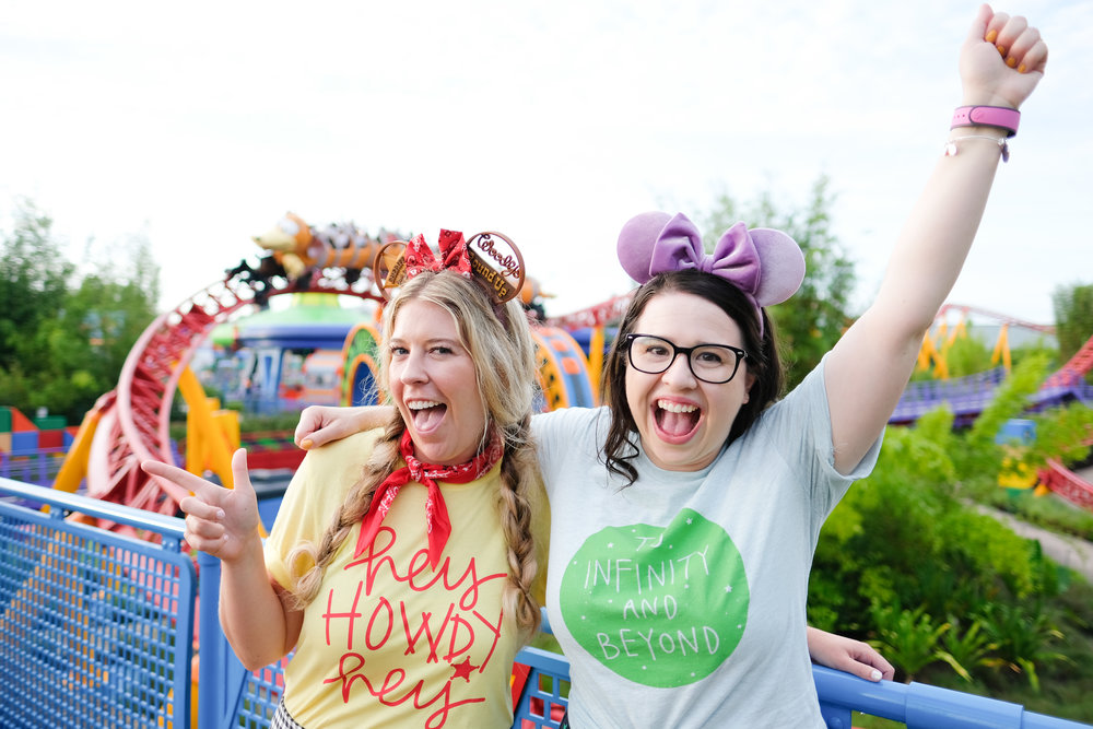Shirts from Happily Ever Tees