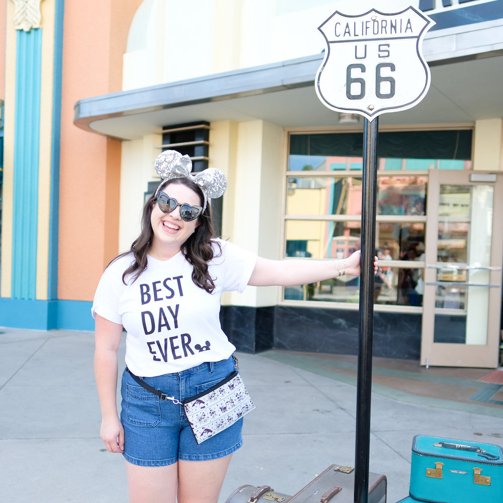 Wear to Disney Hollywood Studios