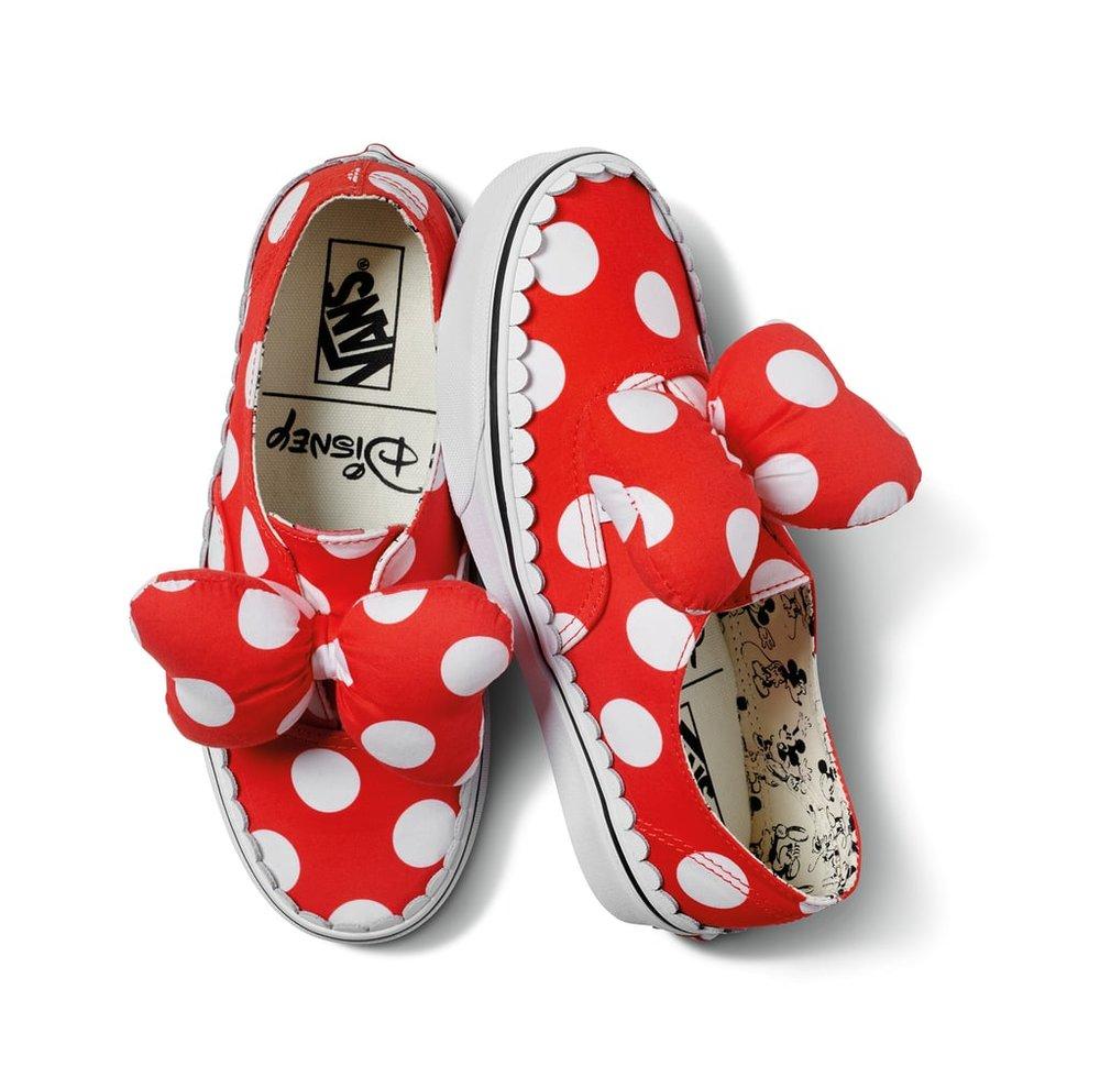 Disney Vans Minnie Mouse